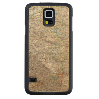 Germany 27 carved maple galaxy s5 case