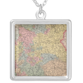Germany 28 silver plated necklace