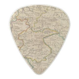 Germany 29 acetal guitar pick