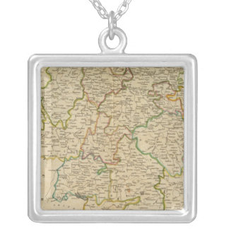 Germany 32 silver plated necklace