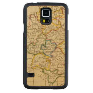 Germany 3 carved maple galaxy s5 case