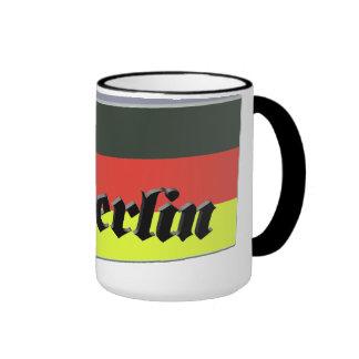 Germany 3D Mugs