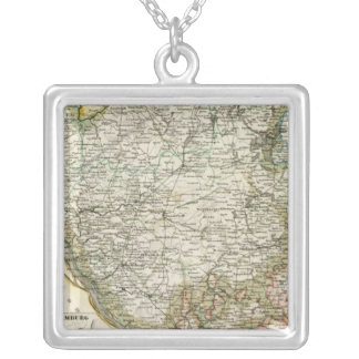 Germany 6 silver plated necklace