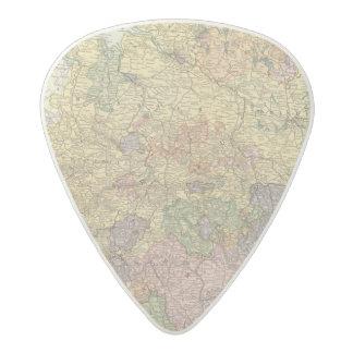 Germany 8 acetal guitar pick