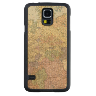 Germany 8 carved maple galaxy s5 case