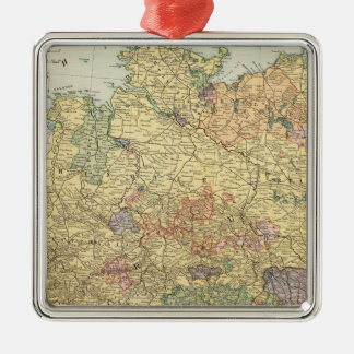 Germany 8 christmas ornament