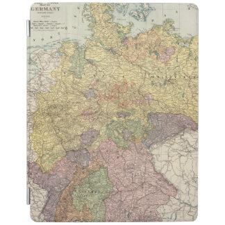 Germany 8 iPad cover