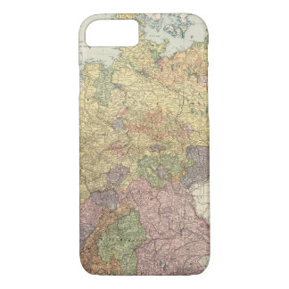 Germany 8 iPhone 8/7 case