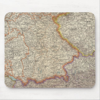 Germany and Austria 2 Mouse Mat