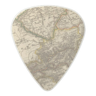 Germany and Austria 3 Acetal Guitar Pick