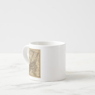 Germany and Austria 3 Espresso Cup