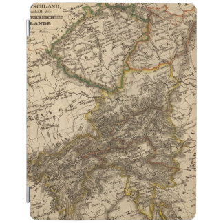 Germany and Austria 3 iPad Cover
