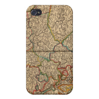 Germany and Austria iPhone 4 Case