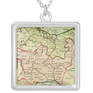 Germany and Poland Silver Plated Necklace