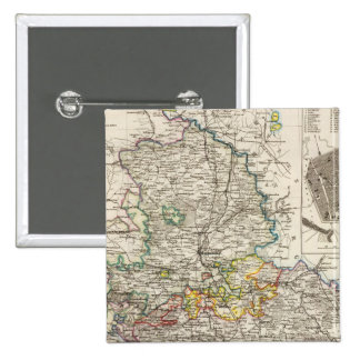 Germany and Prussia 15 Cm Square Badge