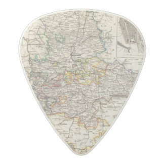 Germany and Prussia Acetal Guitar Pick