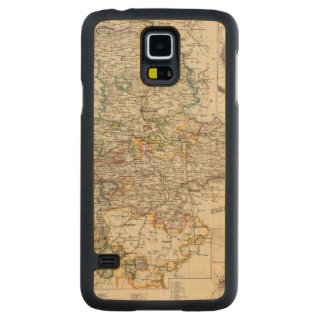 Germany and Prussia Carved Maple Galaxy S5 Case