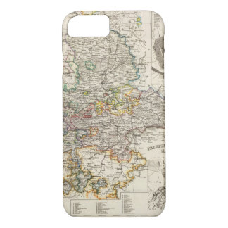 Germany and Prussia iPhone 8/7 Case