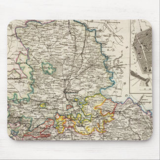 Germany and Prussia Mouse Mat