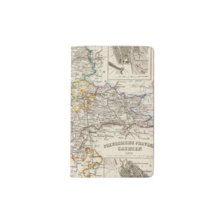 Germany and Prussia Pocket Moleskine Notebook
