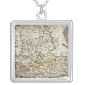 Germany and Prussia Silver Plated Necklace