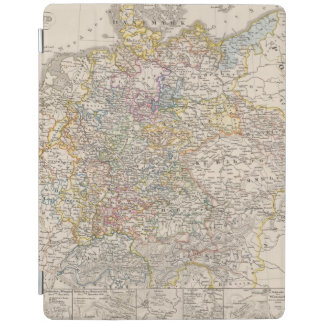 Germany at the time the 30 year old war iPad cover