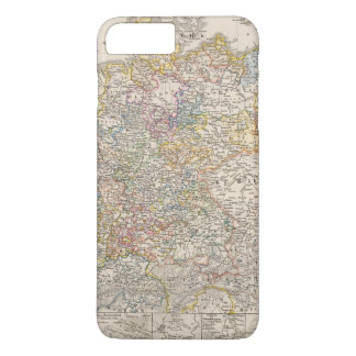 Germany at the time the 30 year old war iPhone 8 plus/7 plus case