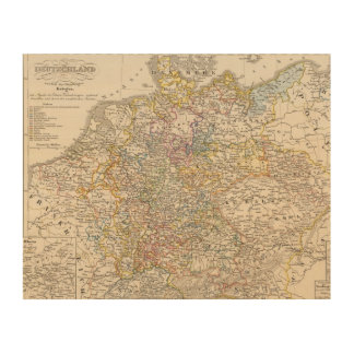 Germany at the time the 30 year old war wood prints