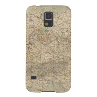 Germany Atlas Map Galaxy S5 Cover