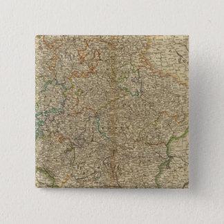 Germany, Austria, Bohemia 15 Cm Square Badge