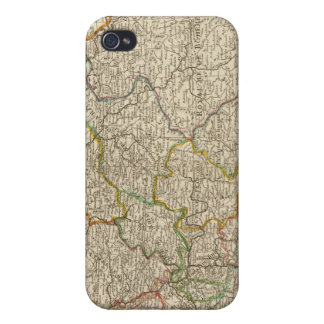 Germany, Austria, Europe iPhone 4 Cover
