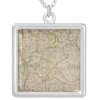 Germany, Austria, Europe Silver Plated Necklace
