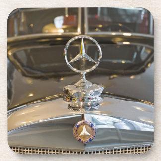 Germany, Baden-Wurttemberg, Stuttgart. Mercedes Coaster