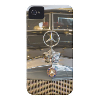 Germany, Baden-Wurttemberg, Stuttgart. Mercedes iPhone 4 Cover