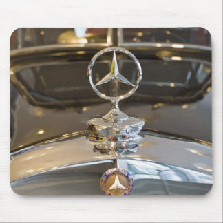 Germany, Baden-Wurttemberg, Stuttgart. Mercedes Mouse Pad