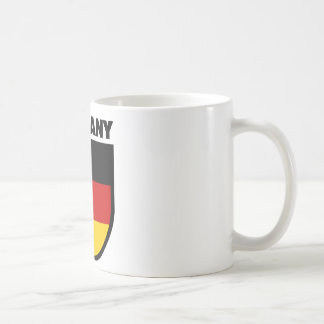 Germany Basic White Mug
