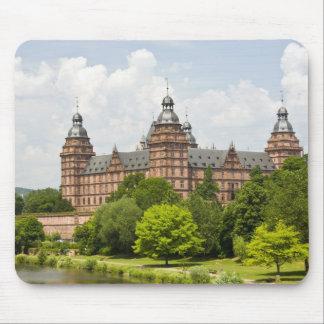 Germany, Bavaria, Bayern, Aschaffenburg. Schloss Mouse Pad