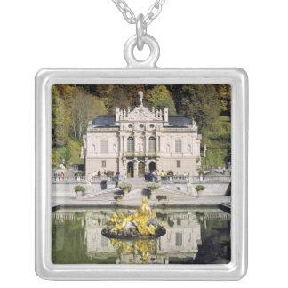 Germany, Bavaria, Linderhof Castle. Linderhof Silver Plated Necklace
