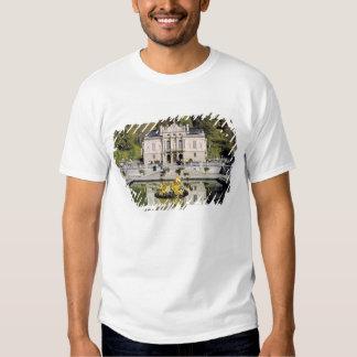Germany, Bavaria, Linderhof Castle. Linderhof Tee Shirt