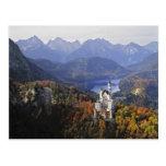 Germany, Bavaria, Neuschwanstein Castle. King