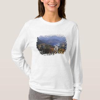 Germany, Bavaria, Neuschwanstein Castle. King T-Shirt