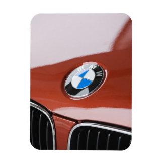 Germany, Bayern-Bavaria, Munich. BMW Welt Car 2 Magnet