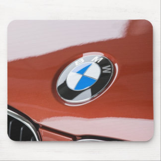 Germany, Bayern-Bavaria, Munich. BMW Welt Car 2 Mouse Mat