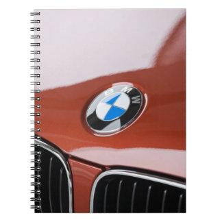 Germany, Bayern-Bavaria, Munich. BMW Welt Car 2 Note Books