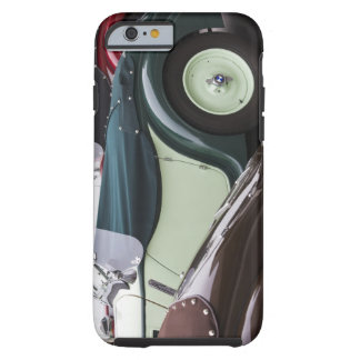 Germany, Bayern-Bavaria, Munich. BMW Welt Car 4 Tough iPhone 6 Case