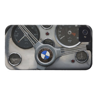 Germany, Bayern-Bavaria, Munich. BMW Welt Car iPhone 4 Cases