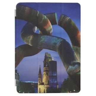 Germany, Berlin, Charlottenburg, Kaiser-Wilhelm iPad Air Cover