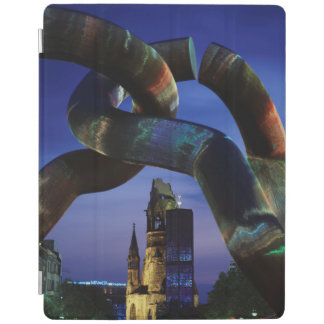 Germany, Berlin, Charlottenburg, Kaiser-Wilhelm iPad Cover