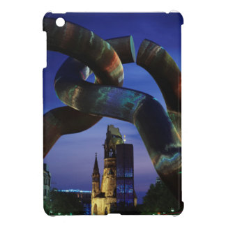 Germany, Berlin, Charlottenburg, Kaiser-Wilhelm iPad Mini Cover