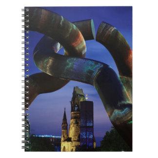 Germany, Berlin, Charlottenburg, Kaiser-Wilhelm Notebook